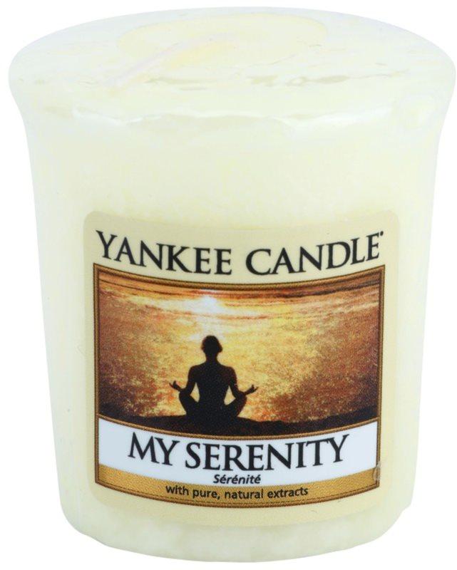 Yankee Candle My Serenity Votivkerze 49 g