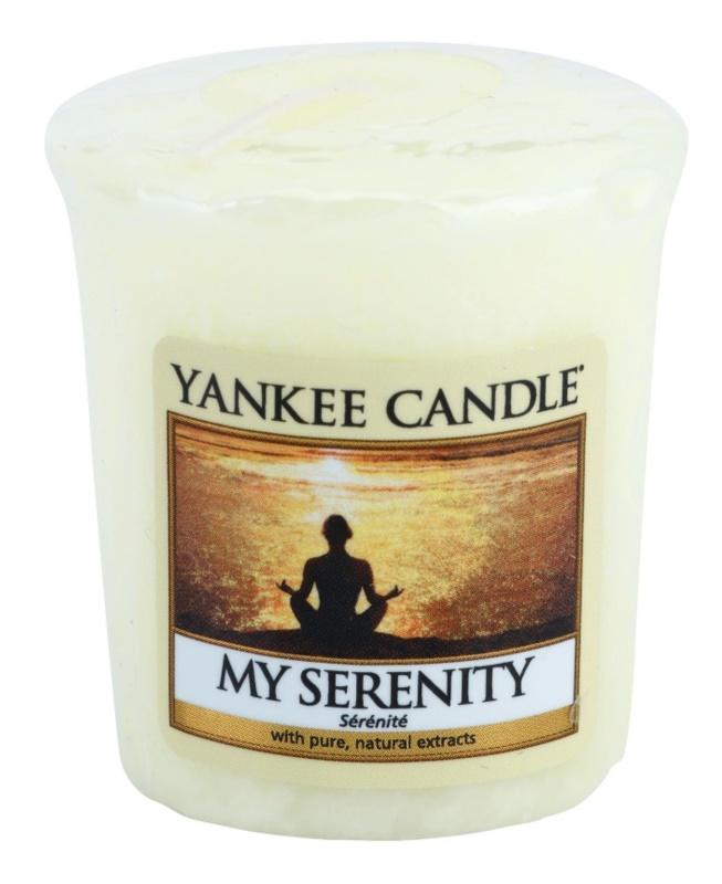 Yankee Candle My Serenity votivní svíčka 49 g