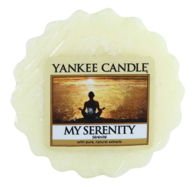 Yankee Candle My Serenity vosk do aromalampy 22 g