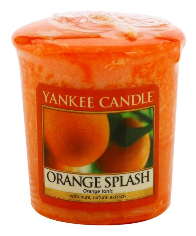 Yankee Candle Orange Splash vela votiva 49 g