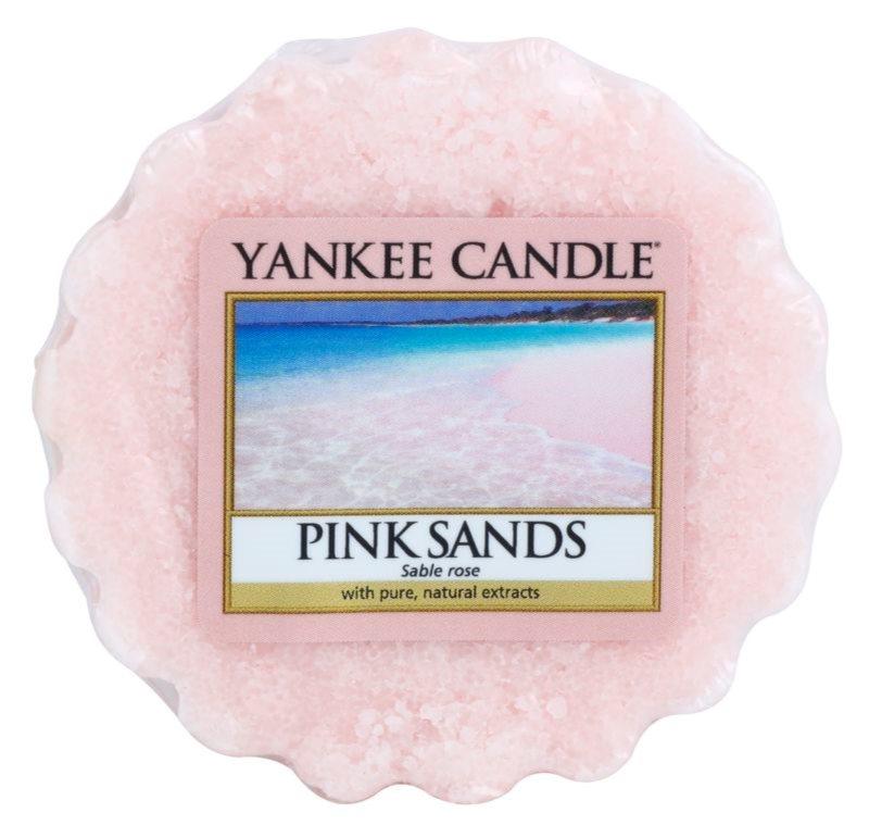Yankee Candle Pink Sands ceară pentru aromatizator 22 g