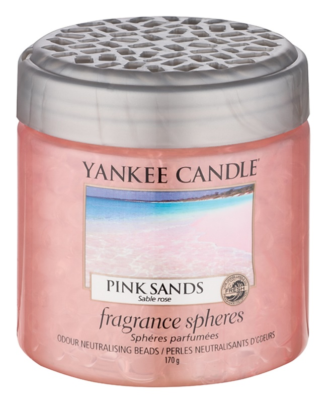 Yankee Candle Pink Sands Αρωματικές πέρλες 170 γρ