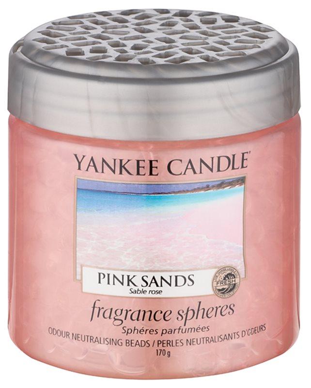 Yankee Candle Pink Sands dišeči biseri 170 g