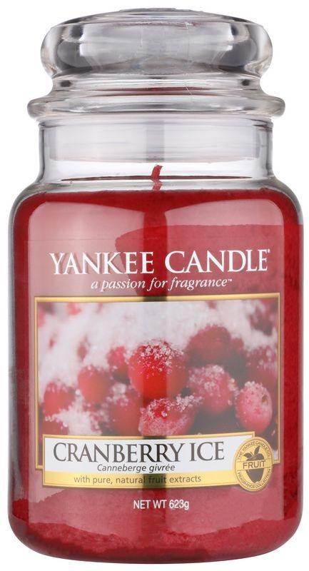 Yankee Candle Cranberry Ice lumanari parfumate  623 g Clasic mare
