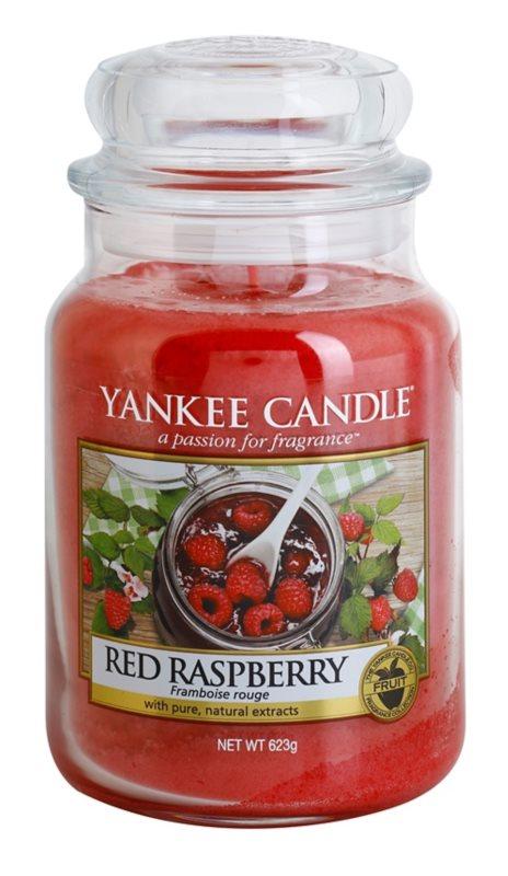 Yankee Candle Red Raspberry lumanari parfumate  623 g Clasic mare