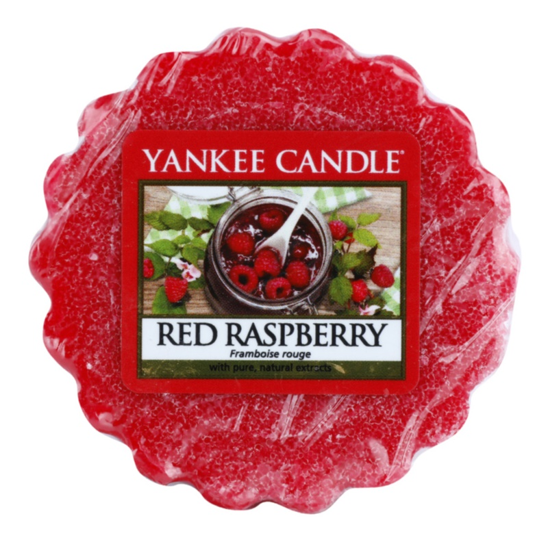 Yankee Candle Red Raspberry wosk zapachowy 22 g