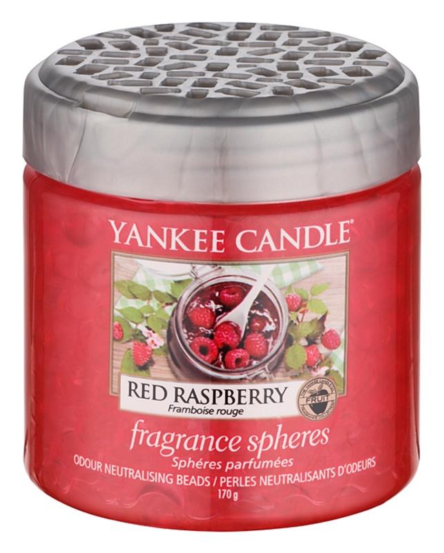 Yankee Candle Red Raspberry perlas aromáticas 170 g