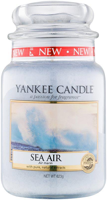 Yankee Candle Sea Air dišeča sveča  623 g Classic velika