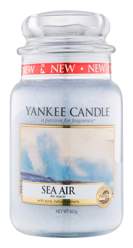 Yankee Candle Sea Air lumanari parfumate  623 g Clasic mare