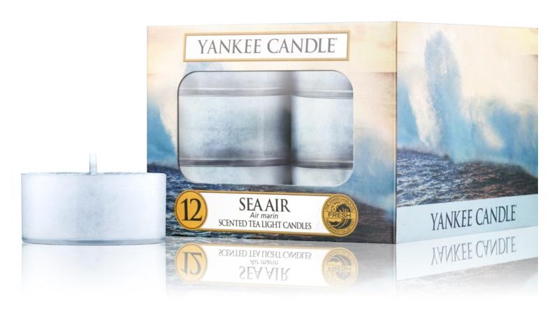 Yankee Candle Sea Air čajna sveča 12 x 9,8 g