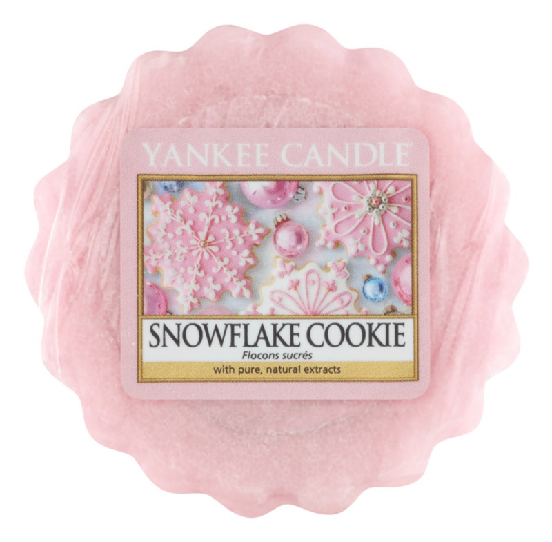 Yankee Candle Snowflake Cookie Wax Melt 22 g