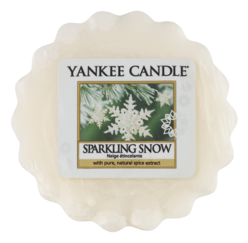 Yankee Candle Sparkling Snow Wax Melt 22 g