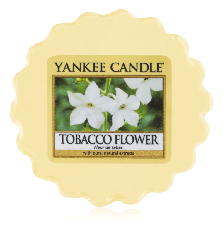 Yankee Candle Tobacco Flower Wax Melt 22 g