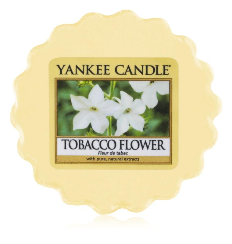 Yankee Candle Tobacco Flower wosk zapachowy 22 g