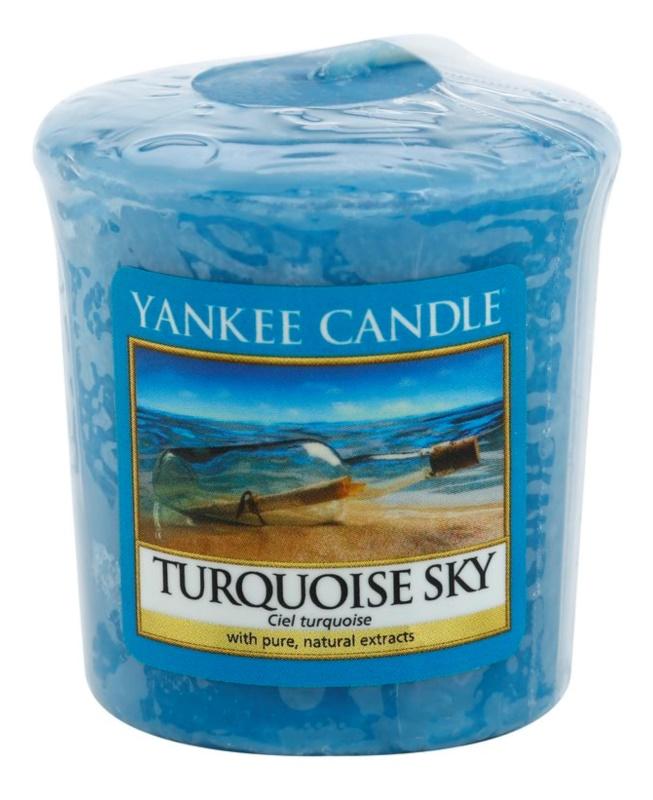 Yankee Candle Turquoise Sky votivní svíčka 49 g