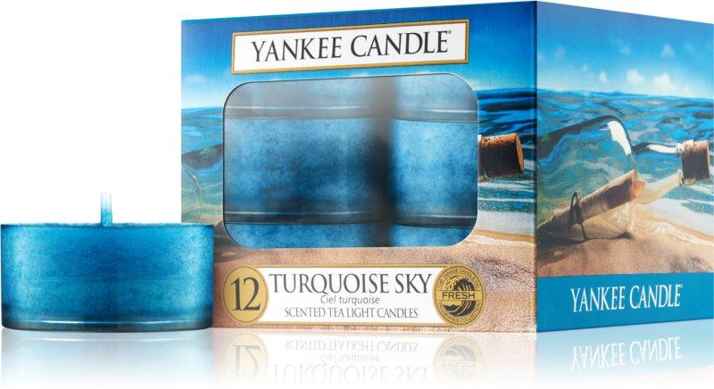 Yankee Candle Turquoise Sky lumânare 12 x 9,8 g