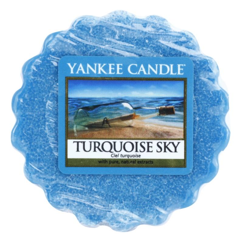 Yankee Candle Turquoise Sky cera para lámparas aromáticas 22 g
