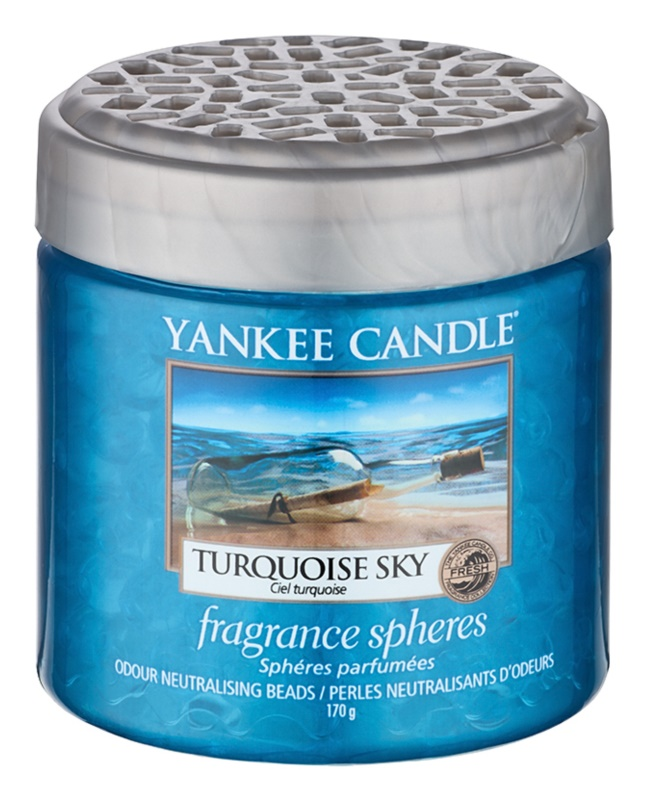 Yankee Candle Turquoise Sky Geurparels  170 gr