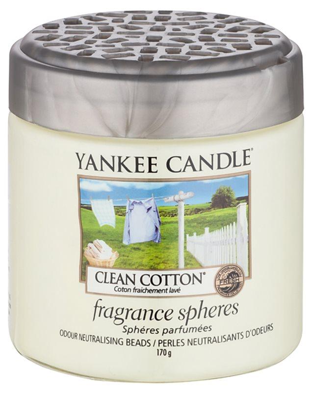 Yankee Candle Clean Cotton ароматичні перлини 170 гр