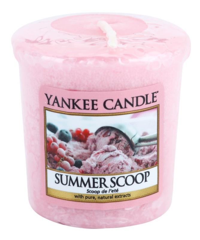 Yankee Candle Summer Scoop vela votiva 49 g