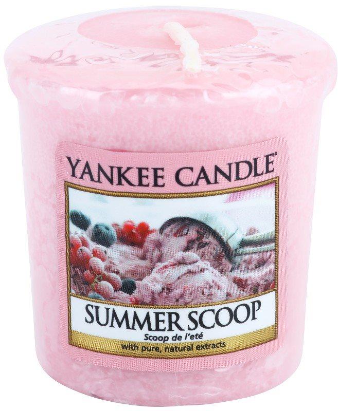 Yankee Candle Summer Scoop votivní svíčka 49 g