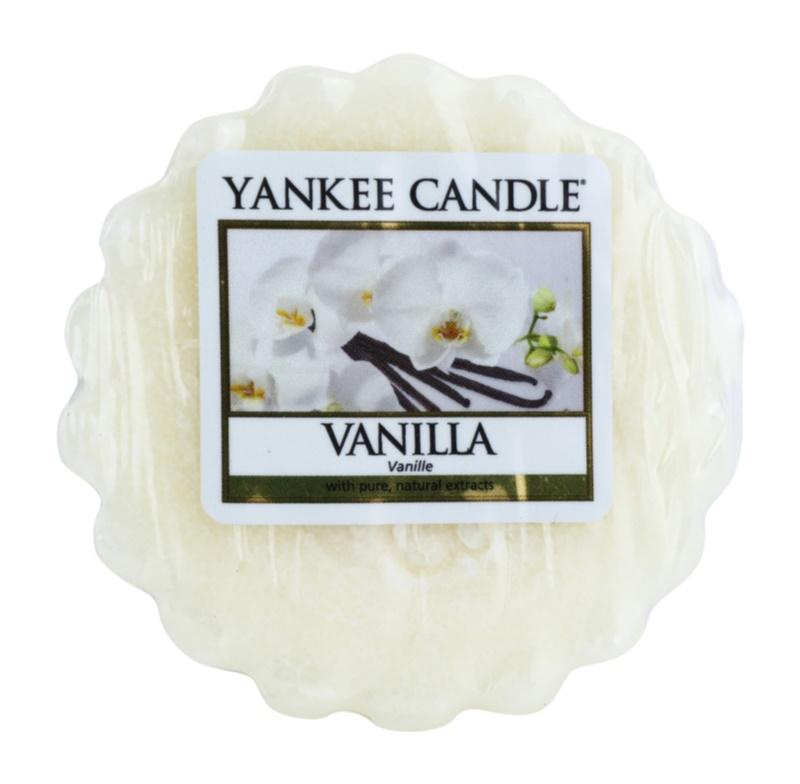 Yankee Candle Vanilla cera per lampada aromatica 22 g