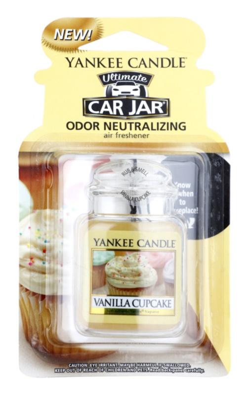 Yankee Candle Vanilla Cupcake parfum pentru masina   agățat