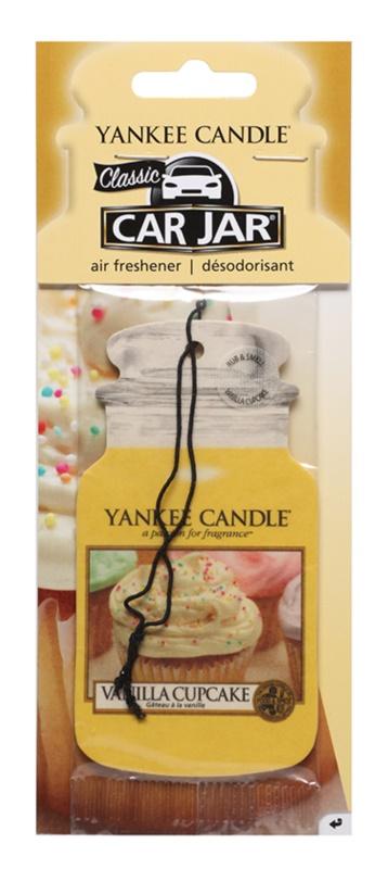 Yankee Candle Vanilla Cupcake zawieszka zapachowa do auta