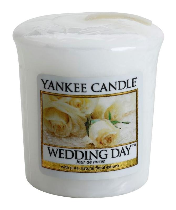 Yankee Candle Wedding Day votívna sviečka 49 g
