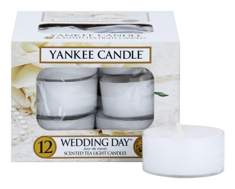 Yankee Candle Wedding Day lumânare 12 x 9,8 g