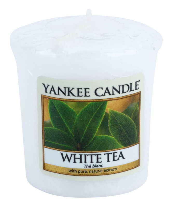 Yankee Candle White Tea viaszos gyertya 49 g