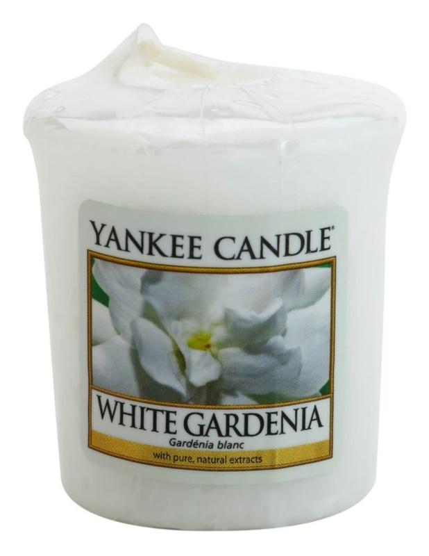Yankee Candle White Gardenia viaszos gyertya 49 g