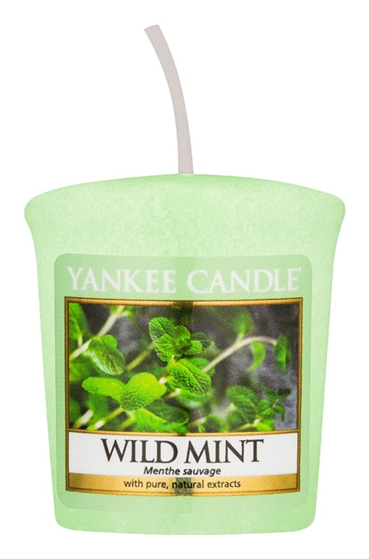 Yankee Candle Wild Mint sampler 49 g