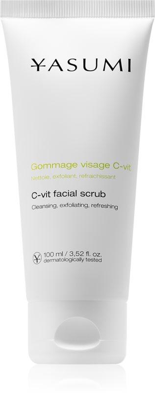 Yasumi Face Care peeling de limpeza suave para todos os tipos de pele