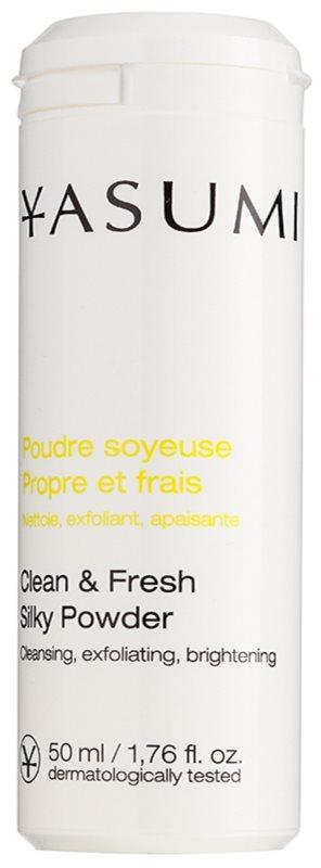 Yasumi Acne-Prone čisticí pudr na obličej