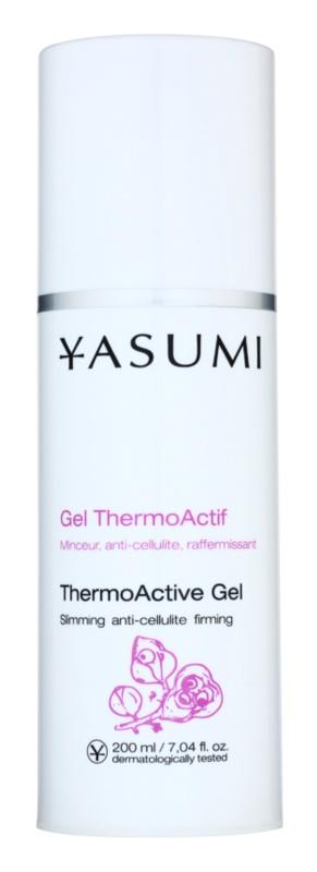 Yasumi Body Care κρέμα αδυνατίσματος για το σώμα για την αντιμετώπιση της κυτταρίτιδας