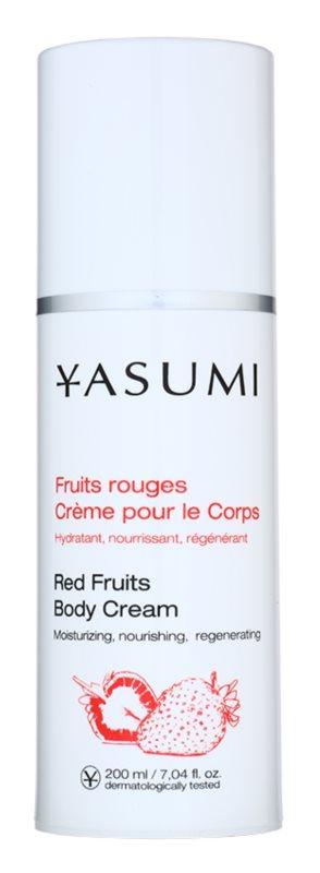 Yasumi Body Care Moisturising Cream For All Types Of Skin