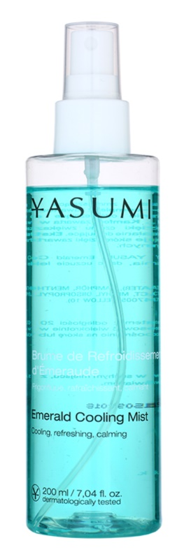 Yasumi Body Care Refreshing Mist with Cooling Effect For Tired Legs