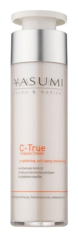 Yasumi Dermo&Medical C-True Vitamincreme mit Antifalten-Effekt