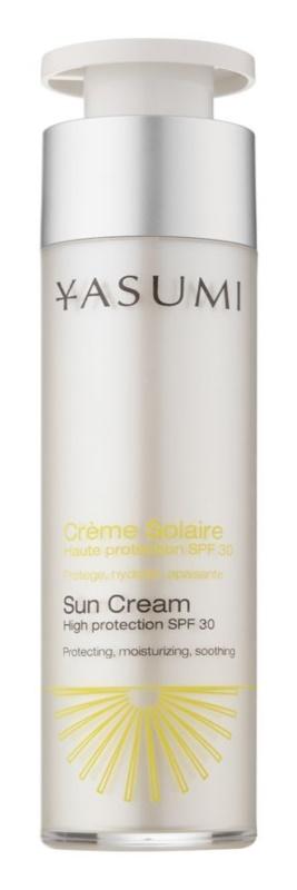 Yasumi Discoloration ochranný krém SPF30