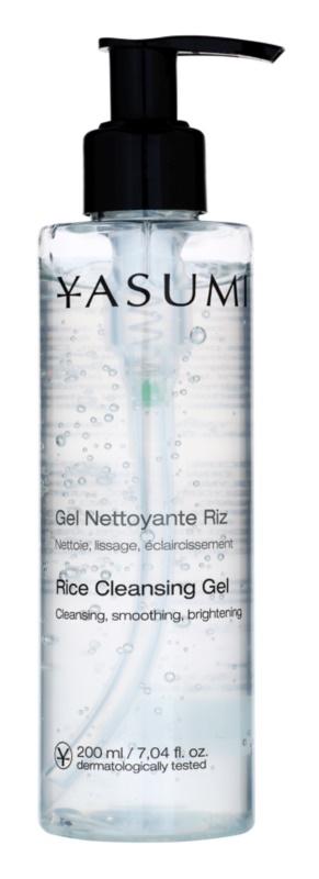 Yasumi Face Care Reinigungsgel  zur Verjüngung der Gesichtshaut