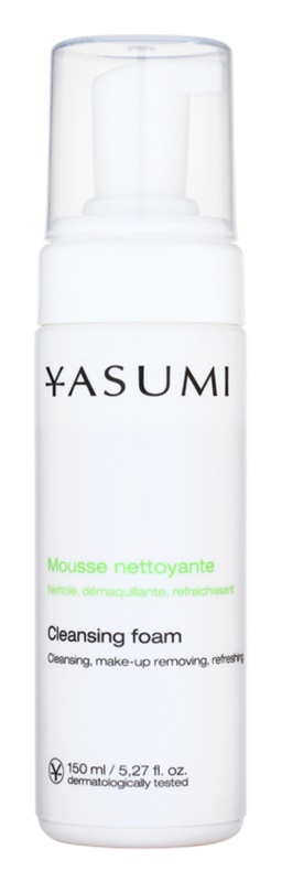 Yasumi Face Care Reinigungsschaum zum Abschminken