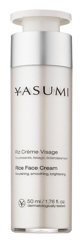Yasumi Moisture odżywczy krem regenerujący Do cery wysuszonej i suchej