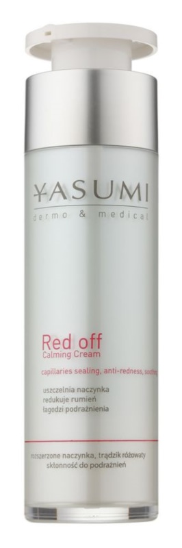 Yasumi Dermo&Medical Red Off crema para reducir rojeces