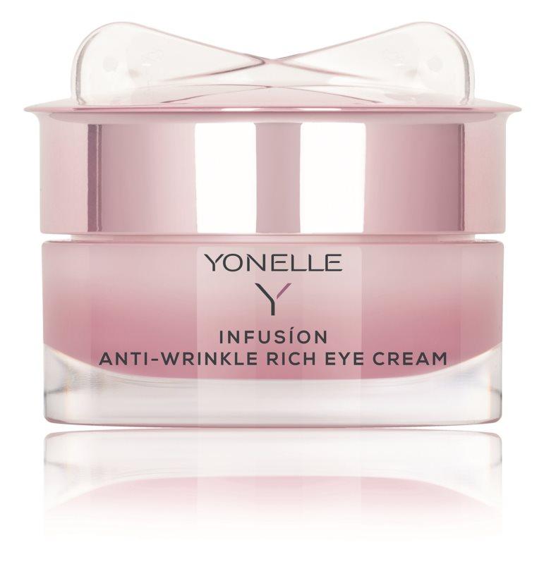 Yonelle Infusion przeciwzmarszczkowy krem na noc do okolic oczu