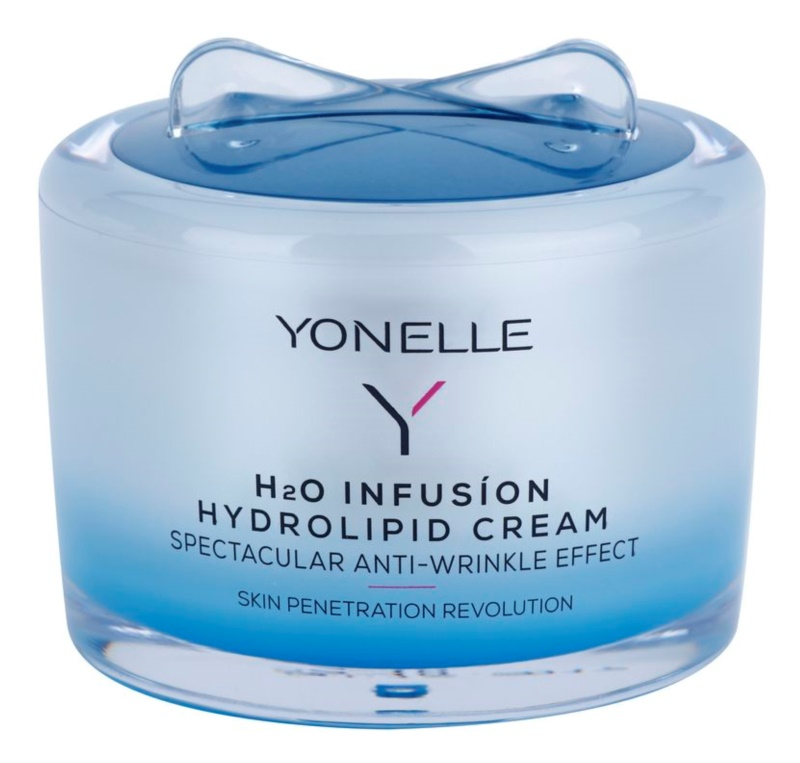 Yonelle H2O Infusion crema hidratanta cu efect antirid