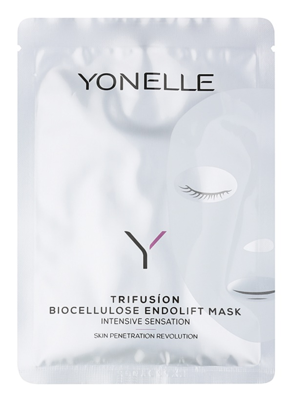 Yonelle Trifusíon biocelulozowa maska endoliftingująca