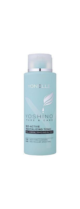 Yonelle Yoshino Pure&Care bioaktives revitalisierendes Tonikum für normale bis fettige Haut