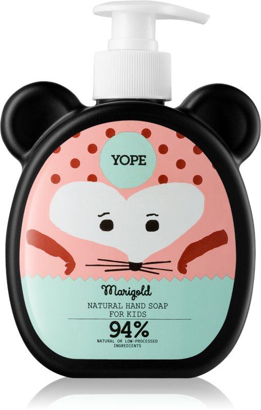 Yope Marigold tekuté mýdlo na ruce pro děti