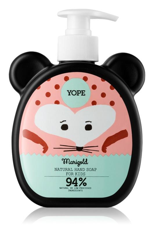 Yope Marigold рідке мило для рук для дітей